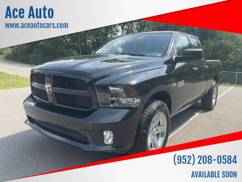 2015 RAM Ram Pickup 1500 for sale at Ace Auto in Jordan MN