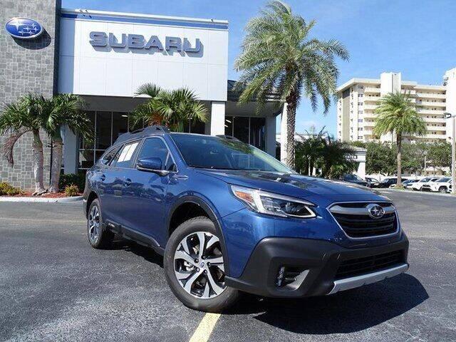 2022 Subaru Outback for sale in Pompano Beach, FL