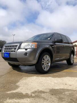 2009 Land Rover LR2 for sale at PITTMAN MOTOR CO in Lindale TX