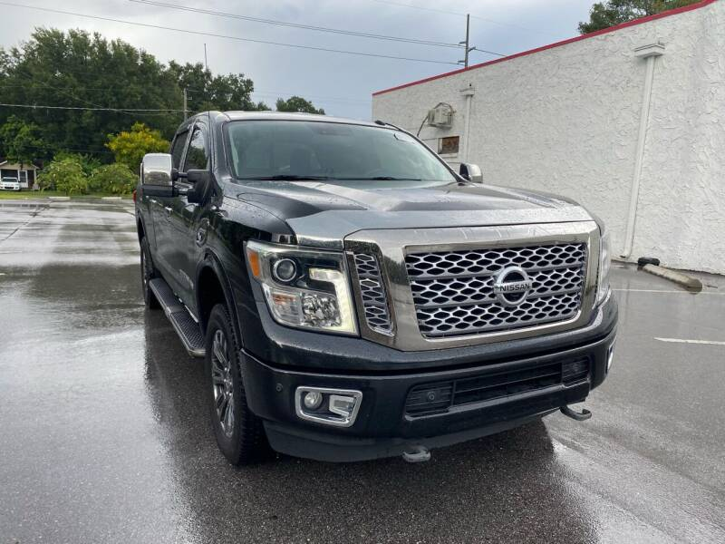 2016 Nissan Titan XD for sale at Consumer Auto Credit in Tampa FL