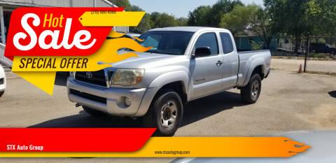 2005 Toyota Tacoma for sale at STX Auto Group in San Antonio TX