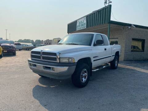 1998 Dodge Ram Pickup 1500 for sale at B & J Auto Sales in Auburn KY