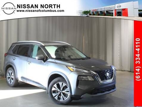 2021 Nissan Rogue for sale at Auto Center of Columbus in Columbus OH
