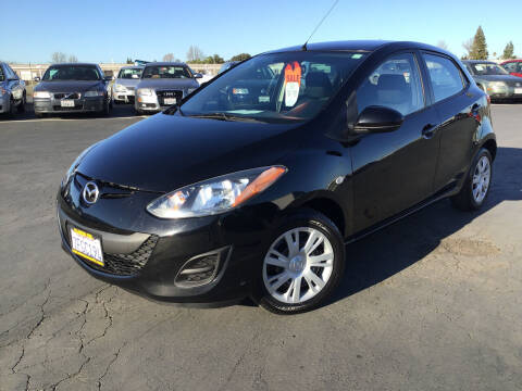 2013 Mazda MAZDA2 for sale at My Three Sons Auto Sales in Sacramento CA