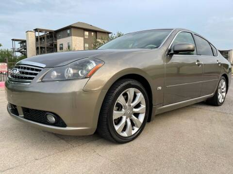 2007 Infiniti M35 for sale at Zoom ATX in Austin TX
