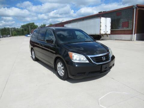 2010 Honda Odyssey for sale at Perfection Auto Detailing & Wheels in Bloomington IL