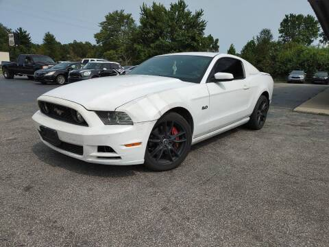 2014 Ford Mustang for sale at Cruisin' Auto Sales in Madison IN