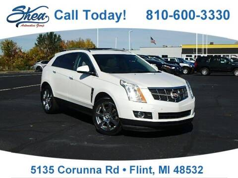 2012 Cadillac SRX for sale at Jamie Sells Cars 810 in Flint MI