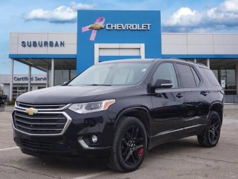 2019 Chevrolet Traverse for sale at Suburban Chevrolet of Ann Arbor in Ann Arbor MI