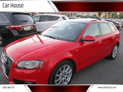 2011 Audi A3 for sale at Car House in San Mateo CA