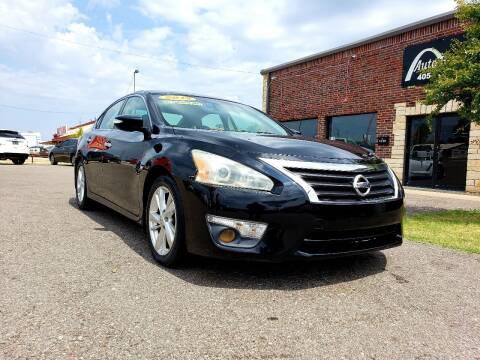2013 Nissan Altima for sale at AUTO BARGAIN, INC. #2 in Oklahoma City OK