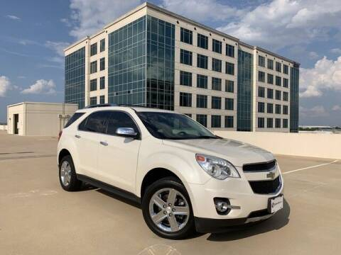 2014 Chevrolet Equinox for sale at SIGNATURE Sales & Consignment in Austin TX
