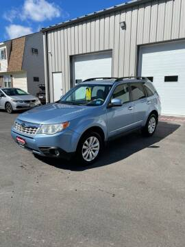 2012 Subaru Forester for sale at AUTOMETRICS in Brunswick ME
