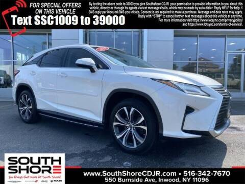 2019 Lexus RX 350 for sale at South Shore Chrysler Dodge Jeep Ram in Inwood NY