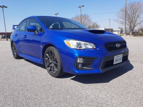 2018 Subaru WRX for sale at A&R MOTORS in Portsmouth VA