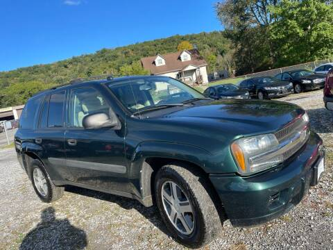 2005 Chevrolet TrailBlazer for sale at Ron Motor Inc. in Wantage NJ