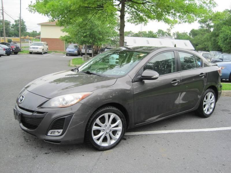 2010 Mazda MAZDA3 for sale at Auto Bahn Motors in Winchester VA