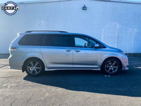 2015 Toyota Sienna for sale at Smart Chevrolet in Madison NC