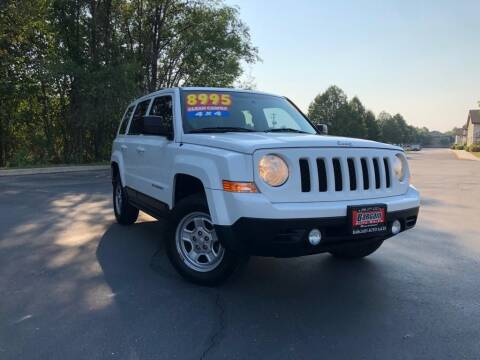 2011 Jeep Patriot for sale at Bargain Auto Sales LLC in Garden City ID
