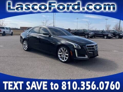 2014 Cadillac CTS for sale at Lasco of Grand Blanc in Grand Blanc MI