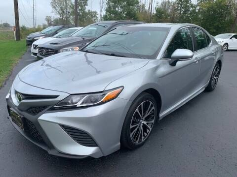 2018 Toyota Camry for sale at Lighthouse Auto Sales in Holland MI