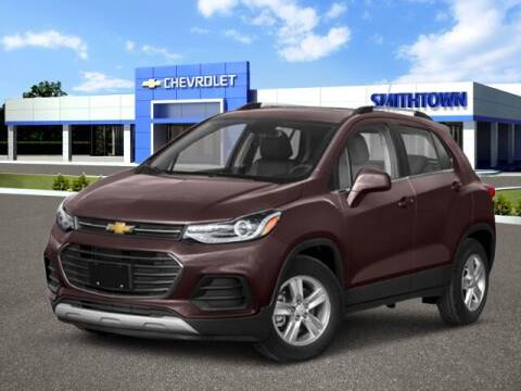 2021 Chevrolet Trax for sale at CHEVROLET OF SMITHTOWN in Saint James NY