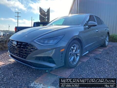 2020 Hyundai Sonata for sale at Modern Motorcars in Nixa MO