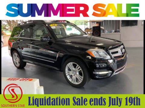 2014 Mercedes-Benz GLK for sale at Southern Star Automotive, Inc. in Duluth GA