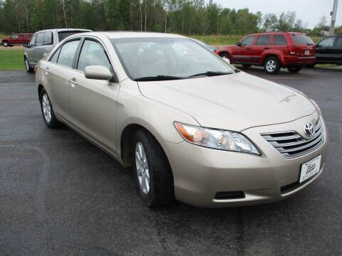 2007 Toyota Camry Hybrid for sale at KAISER AUTO SALES in Spencer WI