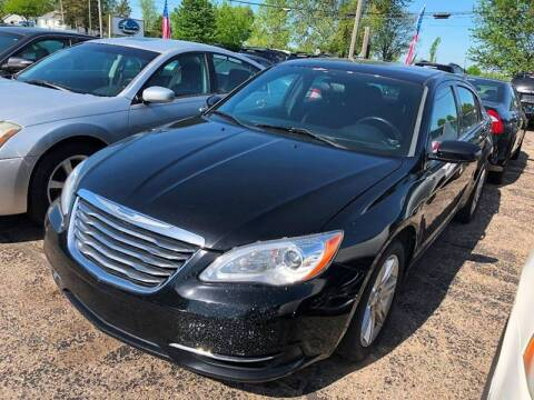 2011 Chrysler 200 for sale at Pine Auto Sales in Paw Paw MI