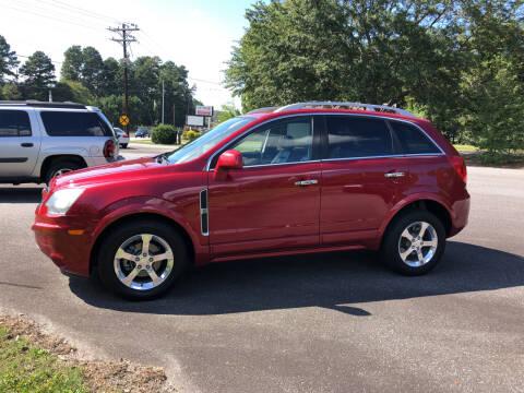 2013 Chevrolet Captiva Sport for sale at Dorsey Auto Sales in Anderson SC