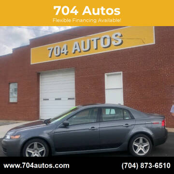 2004 Acura TL for sale at 704 Autos in Statesville NC