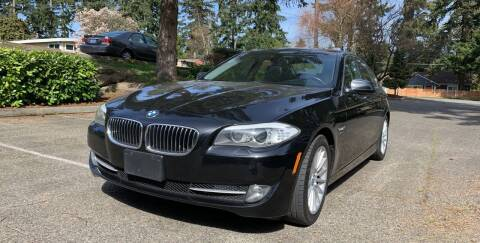 2011 BMW 5 Series for sale at Seattle Motorsports in Shoreline WA