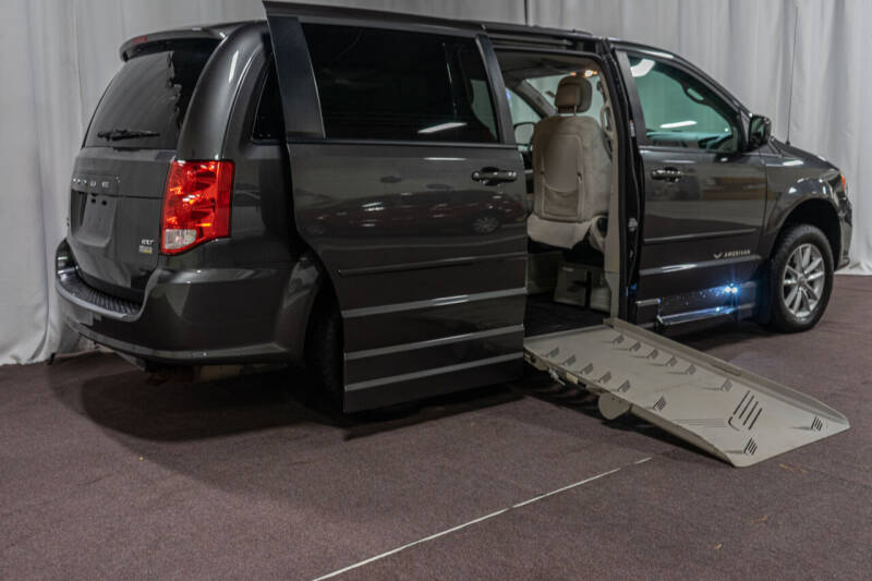 2015 Dodge Grand Caravan for sale at New England Motor Car Company in Hudson NH