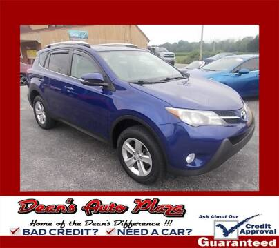 2014 Toyota RAV4 for sale at Dean's Auto Plaza in Hanover PA