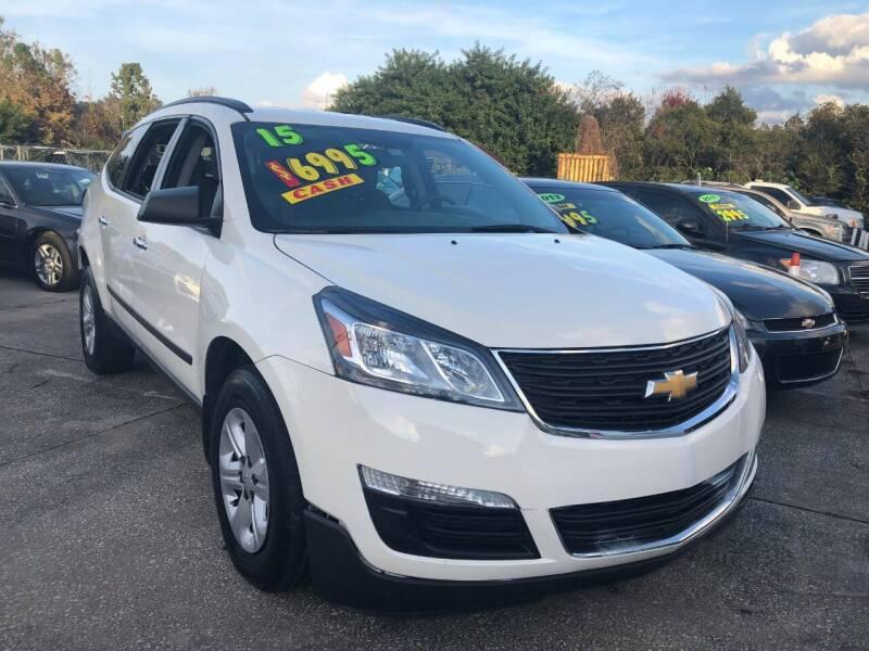 2015 Chevrolet Traverse for sale at Auto Export Pro Inc. in Orlando FL