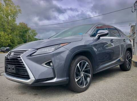 2016 Lexus RX 350 for sale at Top Line Import in Haverhill MA