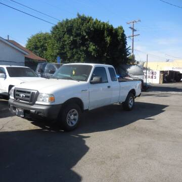 2009 Ford Ranger for sale at Luxor Motors Inc in Pacoima CA