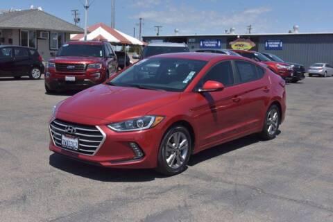 2017 Hyundai Elantra for sale at Choice Motors in Merced CA