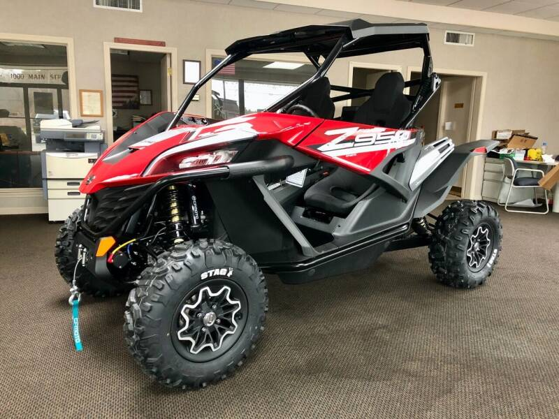 2021 CF Moto ZFORCE for sale at LaBelle Sales & Service in Bridgewater MA