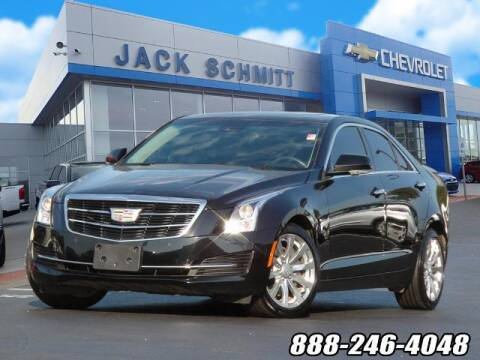 2018 Cadillac ATS for sale at Jack Schmitt Chevrolet Wood River in Wood River IL