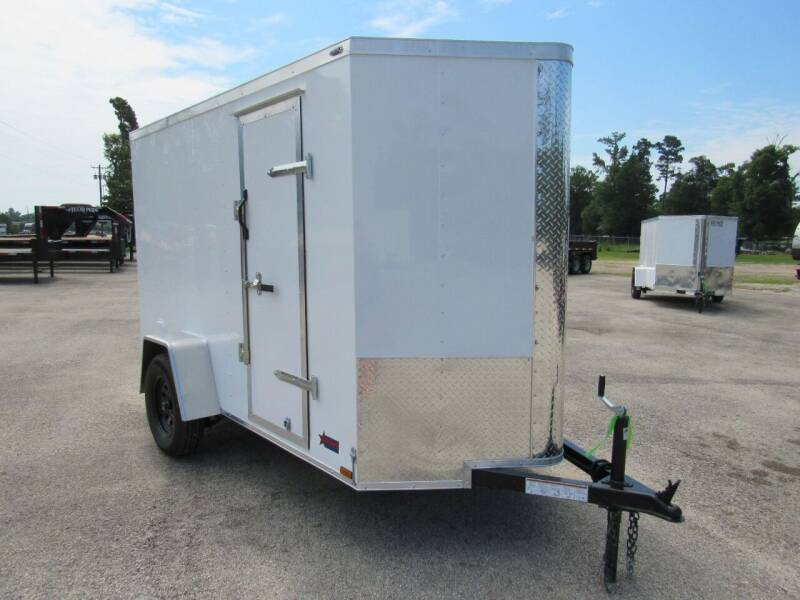 2021 Big Chief 5' X 10'  Extra Height for sale at Montgomery Trailer Sales - Big Chief in Conroe TX