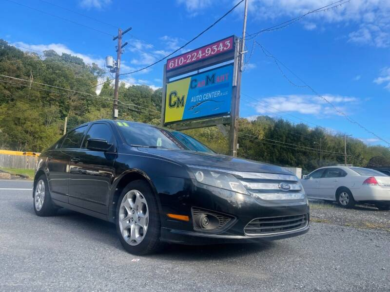 2011 Ford Fusion for sale at Walnutport Carmart in Walnutport PA