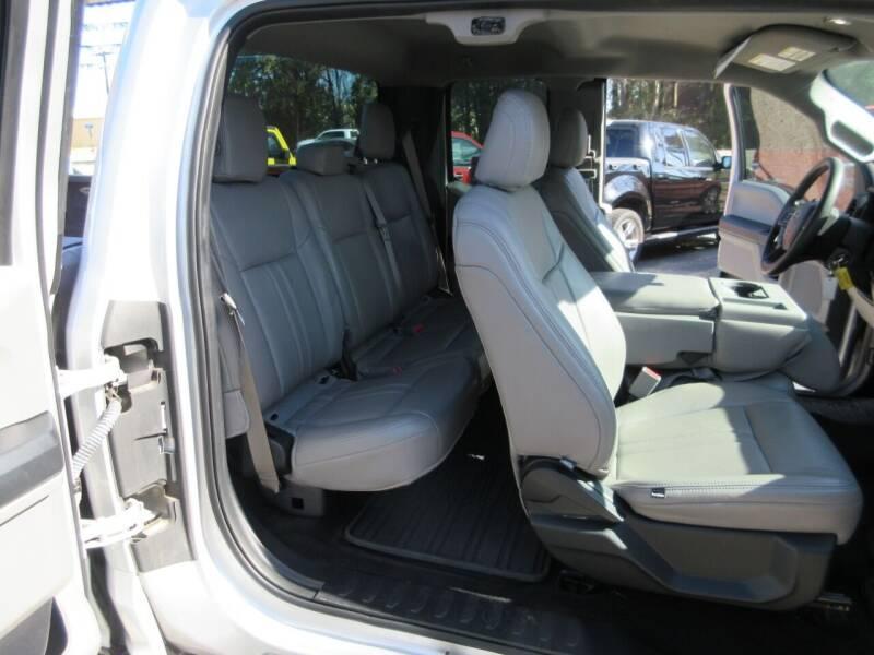 2016 Ford F-150 4x2 XLT 4dr SuperCab 6.5 ft. SB - Tyler TX