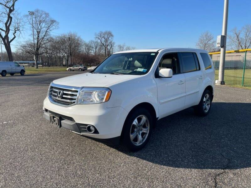 2014 Honda Pilot for sale at Cars With Deals in Lyndhurst NJ