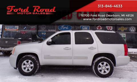2011 GMC Yukon for sale at Ford Road Motor Sales in Dearborn MI