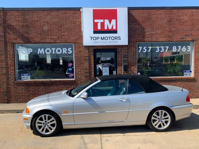 2002 BMW 3 Series for sale at Top Motors LLC in Portsmouth VA