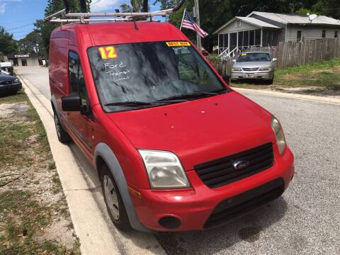 2012 Ford Transit Connect for sale at Castagna Auto Sales LLC in Saint Augustine FL