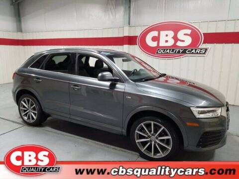 2018 Audi Q3 for sale at CBS Quality Cars in Durham NC