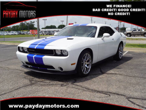 2013 Dodge Challenger for sale at Payday Motors in Wichita KS